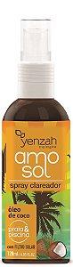 Yenzah AMO Sol - Spray Clareador - 120ml
