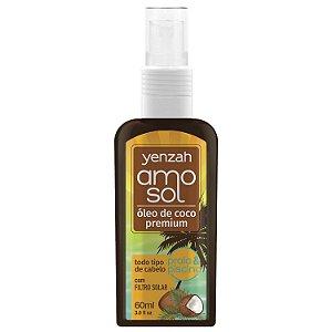 Yenzah AMO Sol - Óleo de Coco Premium 60ml