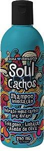 Sou Dessas - Shampoo Umectação Soul Cachos 240ml