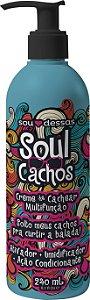 Sou Dessas - Creme de Cachear Multifunção Condicionante Soul Cachos 240ml