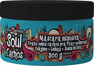 Sou Dessas - Máscara Intensiva Soul Cachos 300g