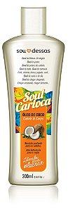Sou Dessas - Óleo de Coco Soul Carioca 200ml