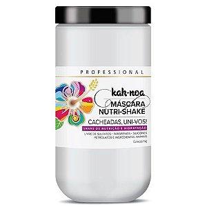 Kah-noa Máscara Nutri-Shake 1kg - Linha Profissional