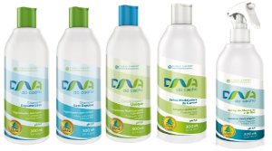 COMBO COMPLETO DNA do Cacho 300ml - Salon Embelleze