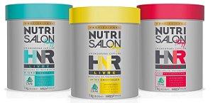 NutriSalon Therapy - COMBO HNR LIVRE 1kg - Salon Embelleze