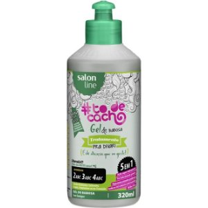 Salon Line Gel de Babosa - Tratamento Pra Divar #Todecacho - 320ml