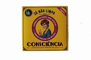 Sabonete em Barra Vegano Maçã & Canela 100g - Lola Cosmetics