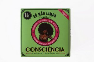 Sabonete em Barra Vegano Chai com Laranja & Mandarina 100g - Lola Cosmetics
