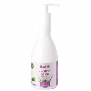 Aloe Frutas Leave-In Livealoe - 210ml