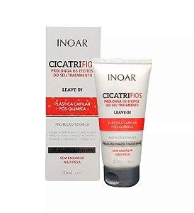 Inoar - CicatriFios Leave-In Plástica Capilar Pós-Química 50ml