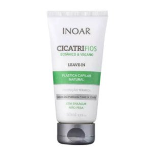 Inoar - CicatriFios Leave-In Plástica Capilar Natural 50ml