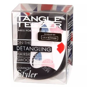 Escova Tangle Teezer Compact Styler Lulu Guinness