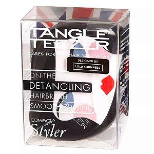 Escova Tangle Teezer Compact Styler Lulu Guinness