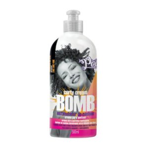 Creme para Pentear Curly Cream Bomb 500ml - Soul Power