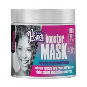 Máscara Booster Mask 400g - Soul Power
