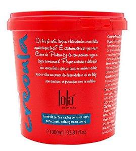 Creme de Pentear e Co-wash Creoula Cachos Perfeitos Super 930g - Lola Cosmetics
