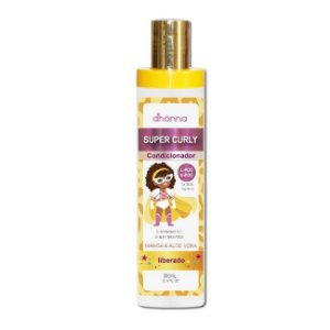 Condicionador Infantil Super Curly 300ml - Dhonna
