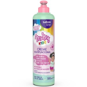 Creme Multifuncional Multy Kids 300ml - Salon Line