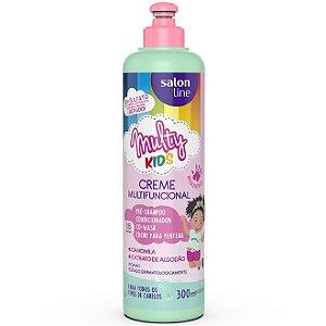 Creme Multifuncional Multy Kids 300ml - Salon Line
