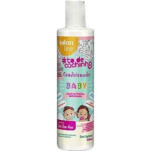 Salon Line Condicionador Baby #TodeCachinho - 300ml