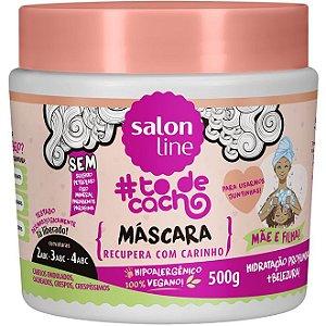 Máscara #To de Cacho Mãe e Filha 500g - Salon Line