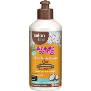 Salon Line #To de Cacho Ativador de Cachos Coco - 2ABC - 300ml