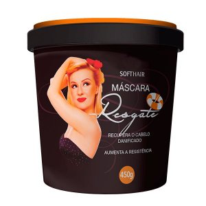 Máscara Divas - Resgate- Soft Hair - 450g