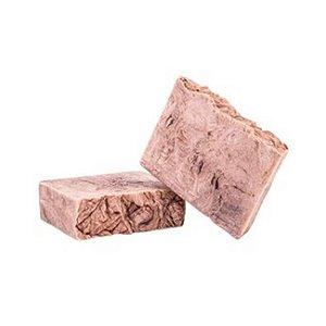 Sabonete Vegano Segura Essa Barra Manteiga de Manga Rosa 130g  - Lola Cosmetics