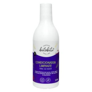 Condicionador Limpante Co-Wash 500ml - BetoBita