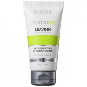 Inoar CicatriFios Leave-in Renovação Absoluta 50ml