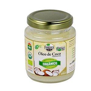 Óleo de Coco Extravirgem Orgânico - Finococo