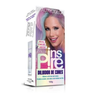 Máscara Inspire Diluidor de Cores 100g - Beauty Color