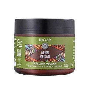 Máscara Vegana Afro Vegan 500g - Inoar