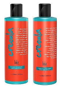 DUO Shampoo + Condicionador Creoula Cachos Perfeitos 230ml