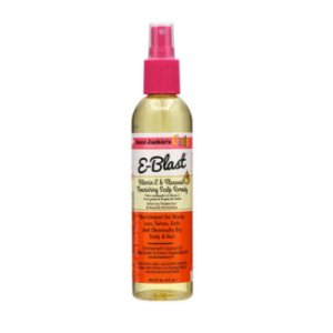 E-Blast Spray Condicionante Nutritivo Para Couro Cabeludo 237ml - Aunt Jackie's