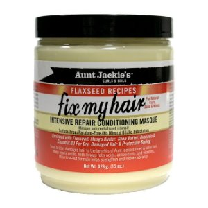 Fix My Hair Máscara Capilar Intensiva 426g - Aunt Jackie's