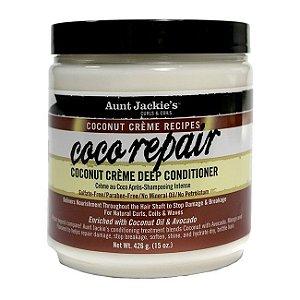 Coco Repair Condicionador Intensivo Reparador 426g - Aunt Jackie's
