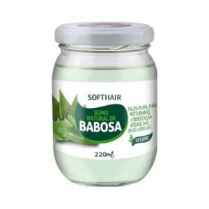 Sumo Natural de Babosa 220ml - Soft Hair
