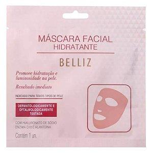 Máscara Facial Hidratante - Belliz