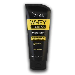 Condicionador Whey Fit Cream 200ml - Yenzah