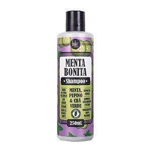 Shampoo Menta Bonita 250ml - Lola Cosmetics