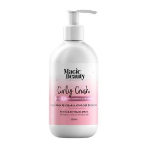 Creme Para Pentear Ativador de Cachos 300ml - Magic Beauty