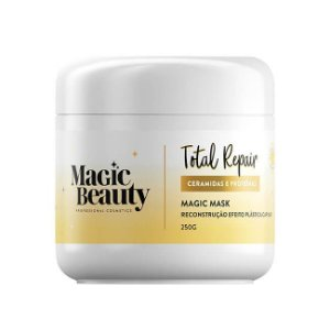 Máscara Magic Mask Total Repair 250g - Magic Beauty