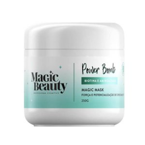 Máscara Magic Mask Power Bomb 250g - Magic Beauty