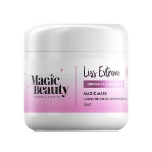 Máscara Magic Mask Liss Extreme 250g - Magic Beauty