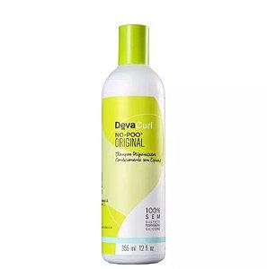 DevaCurl No Poo Higienizador Condicionante - 355ml