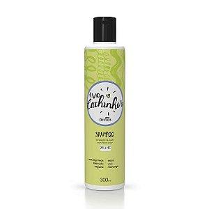 Shampoo Amo Cachinhos 300mL - Griffus