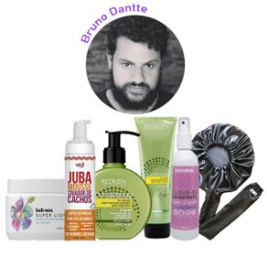Combo Ondulados Exclusivo Curly Day - Bruno Dantte