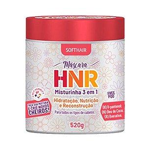 Máscara HNR Misturinha 520g - Soft Hair