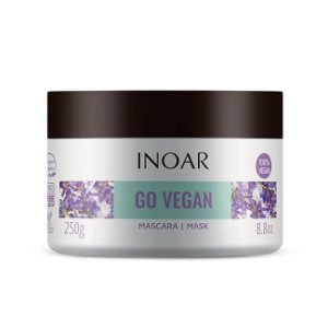 Máscara Antifrizz Go Vegan 250g - Inoar